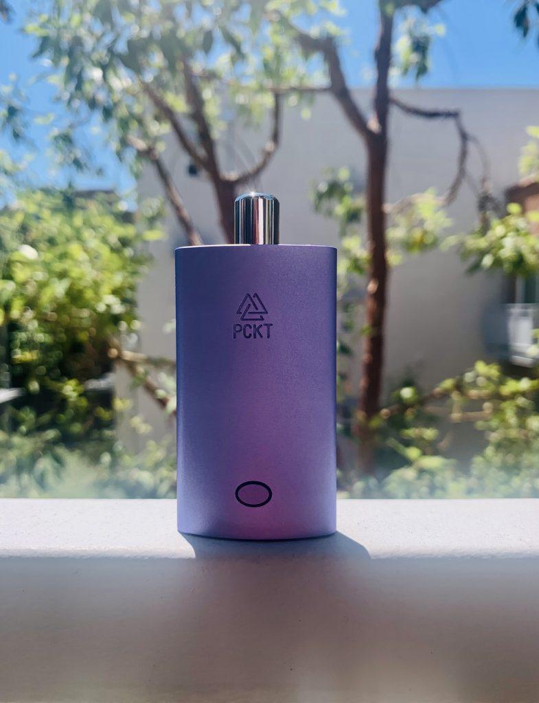 PCKT Vape in Purple