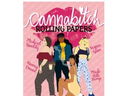 cannabis rolling paper